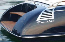 Frauscher 750 St Tropez Elektro-Yacht