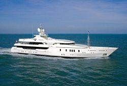 Israels reichste Frau verkauft ihre Yacht My Shanti