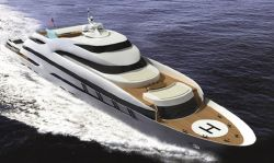 Miss Tor 270 Superyacht für 43 Millionen Euro