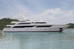Silver Angel Yacht für 68,5 Millionen Euro