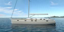 Die größte Bavaria Yacht, die Cruiser 55