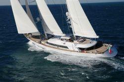 Rupert Murdoch's Rosehearty Yacht