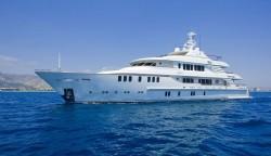 46m Motoryacht Mystic von CMB Yachts