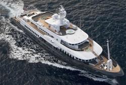 Dmitri Medwedew kauft Luxusyacht Sirius