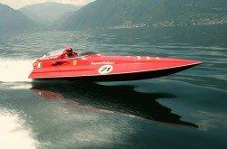 Ferrari-Speedboat mit V8 aus dem F430