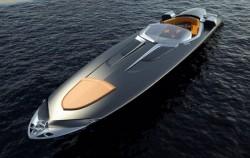 IF60 Luxus Powerboot by Hermes & Zeus Design