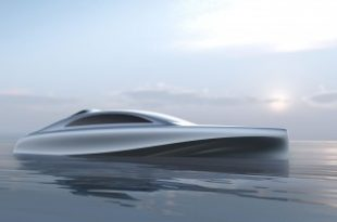 Mercedes-Benz bringt Luxus-Boot Silver Arrow Marine