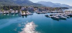 Porto Montenegro - der neue Luxusyachthafen
