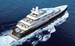 Illusion auf 88 Meter: Fraser Yachts verkauft chinesische Luxus-Yacht