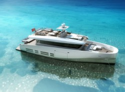 Wally Ace Motor Yacht