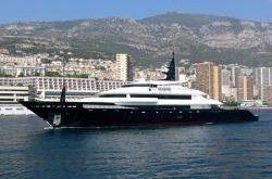 Alfa Nero Superyacht für 130 Millionen Euro