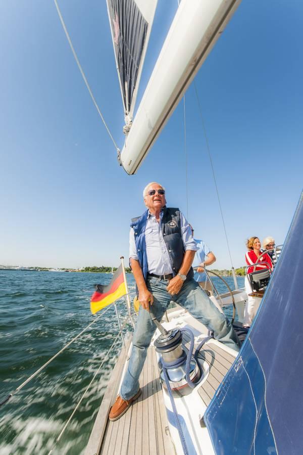 Die Ostseeinsel Fehmarn ist für Wassersport aller Art wie geschaffen