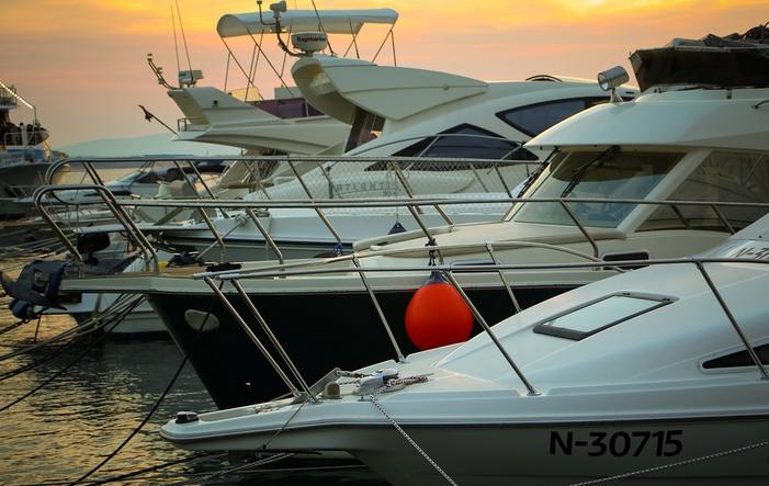 Yacht einmal anders - die Aktien der grössten Yachthersteller