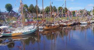 Carolinensiel-Harlesiel: Maritimes Flair und Erholung für die ganze Familie