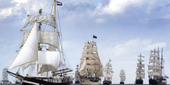 Sail 2020 - Bremerhaven setzt Segel